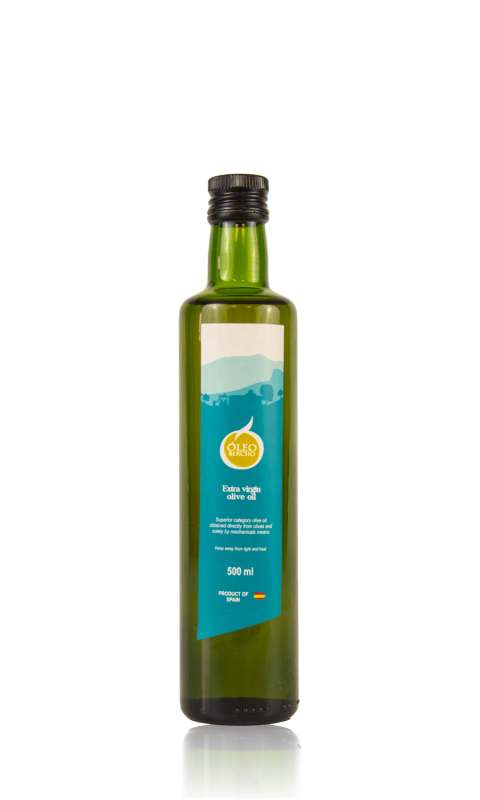 500ml Extra Virgin Olive Oil