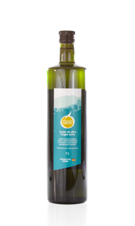 1l Extra Virgin Olive Oil Glass