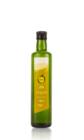500ml Virgin Olive Oil